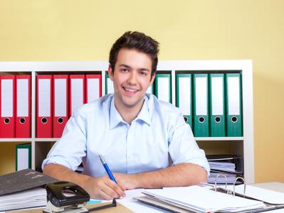 Bewerbungsmuster - Bürokaufmann/kauffrau