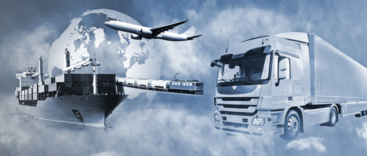 Verkehr, Logistik, Schutz und Sicherheit
