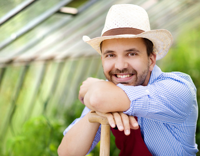 Bewerbungsmuster - Landwirt/in