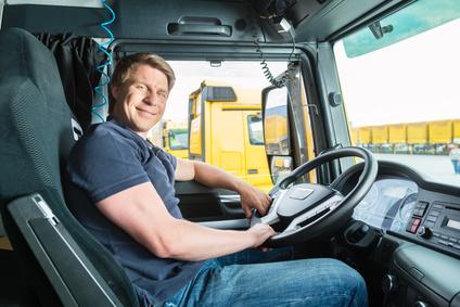 Bewerbungsmuster – Berufskraftfahrer / Berufskraftfahrerin