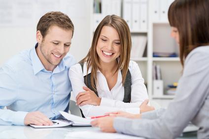 freunde, kollegen, frollegen, Bewerbungsmuster - Immobilienkaufmann/Immobilienkauffrau