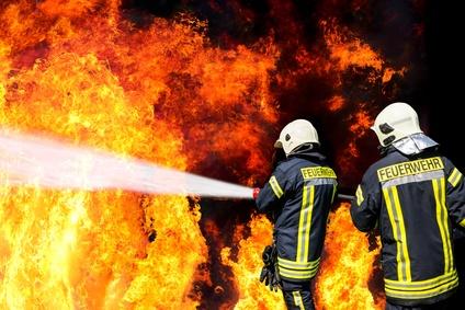 Bewerbungsmuster - Feuerwehrmann/Feuerwehrfrau
