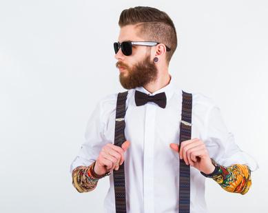 Tattoos und Piercings im Berufsleben