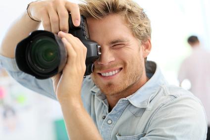 Bewerbungsmuster - Fotograf/Fotografin