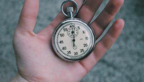 Pünktlichkeit im Vorstellungsgespräch