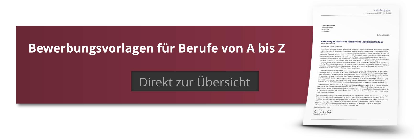 Bewerbungs-Editor