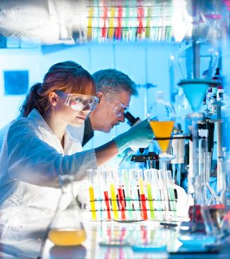 Ausbildung zum Chemikanten