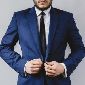 Anzug, styling