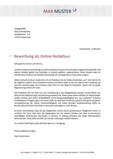 bewerbungsmuster kostenlos herunterladen kooperation mit xing - Bewerbung Online