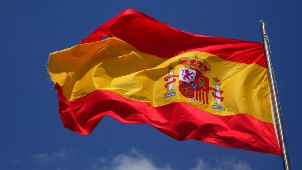 Alemania, Spanische Flagge
