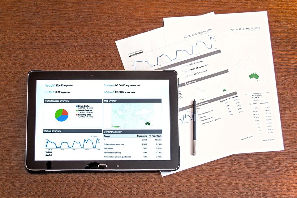 SEO, Onlinemarketing, Stats