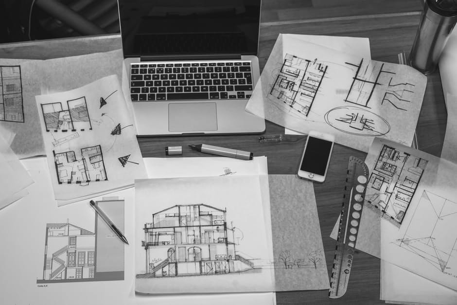 Bewerbungsmuster Innenarchitekt - Entwurfschaos