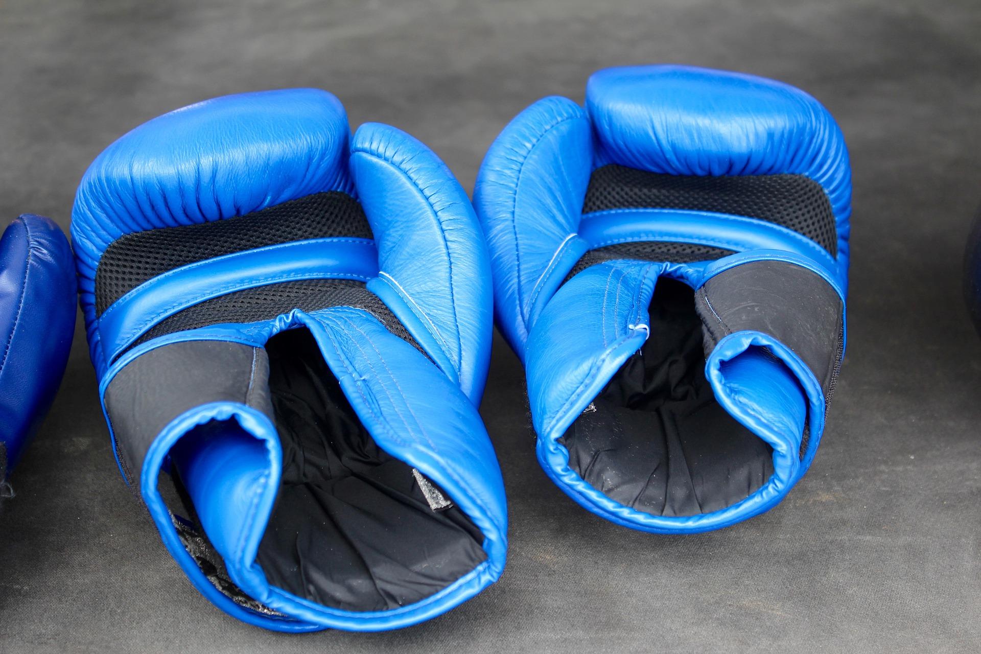 Besser ist es, wenn die Boxhandschuhe nicht zu häufig zum Einsatz kommen
