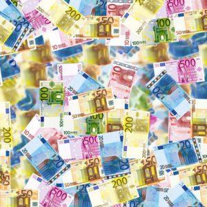 Gehaltsverhandlung, Bewerbungen in der Finanzbranche,Münzen