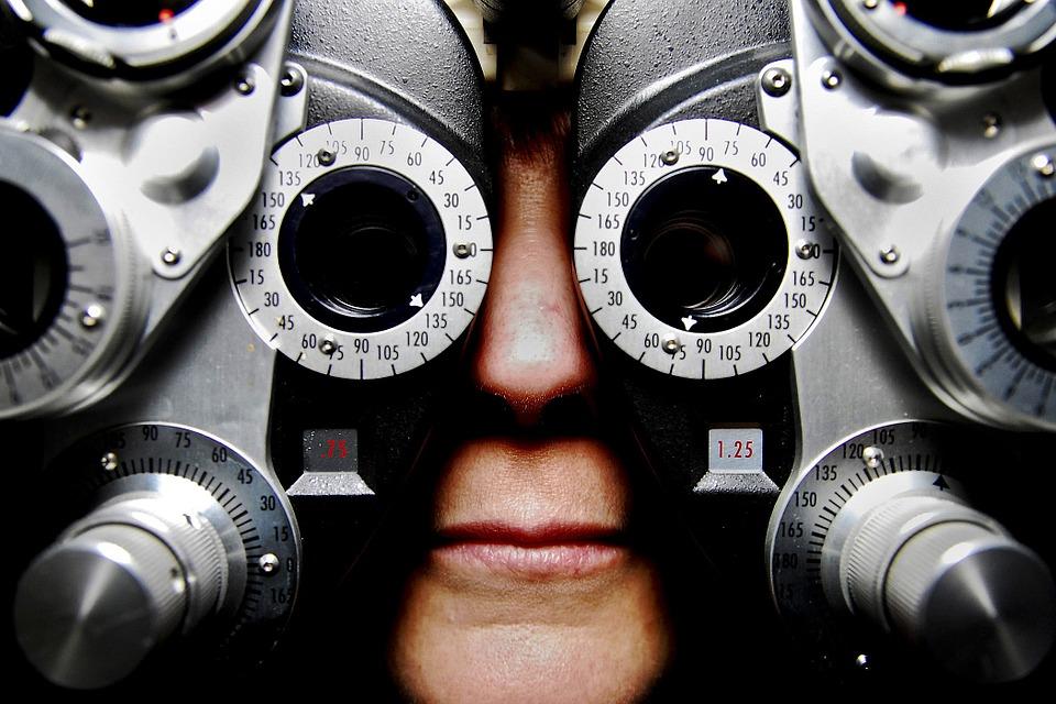 Bewerbungsmuster - Augenoptiker/-in