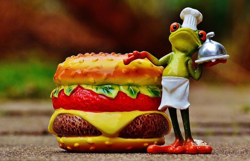 Koch, Burger