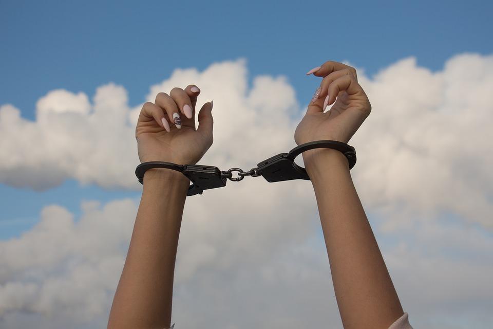 Handschellen Freiheit