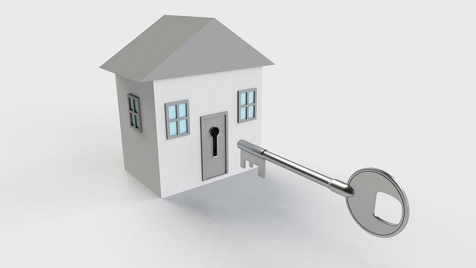 Immobilie, Schlüssel