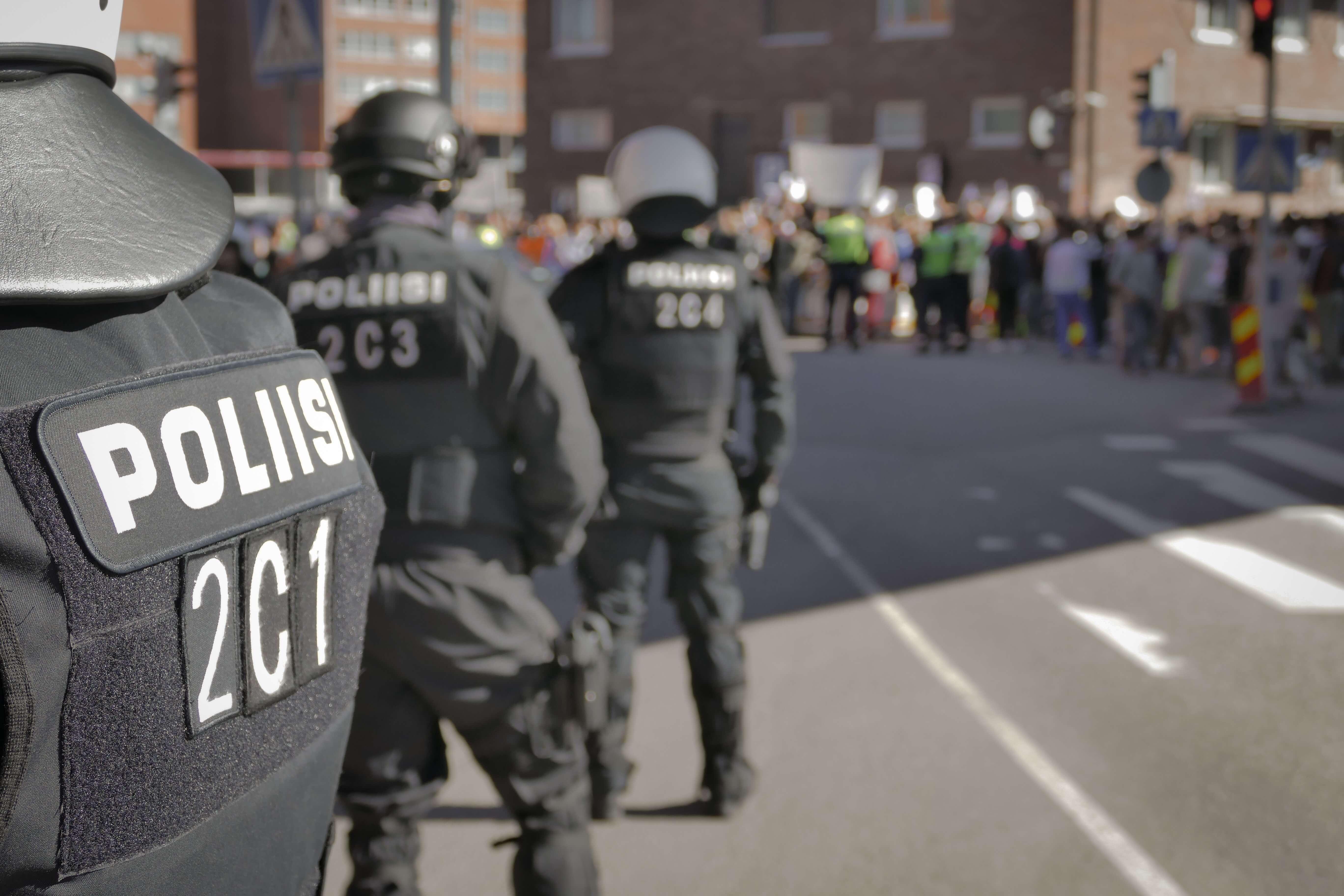 Bewerbungsmuster Polizei